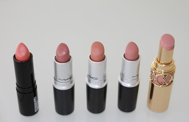 Natural Lipsticks