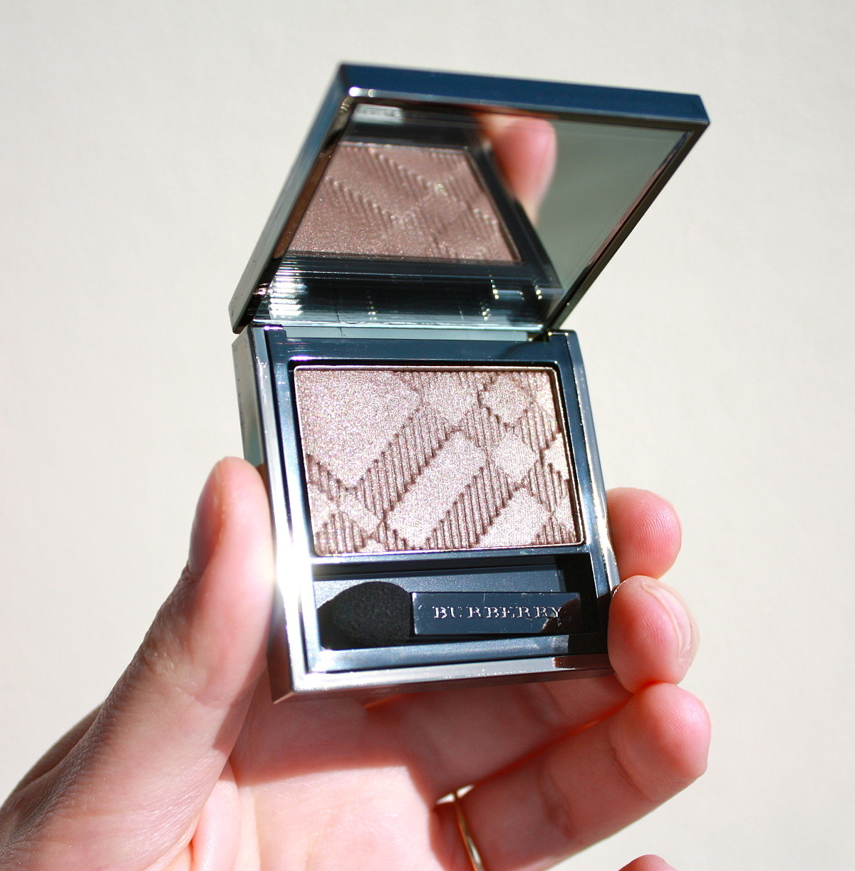 Burberry Eyeshadow Comparisons