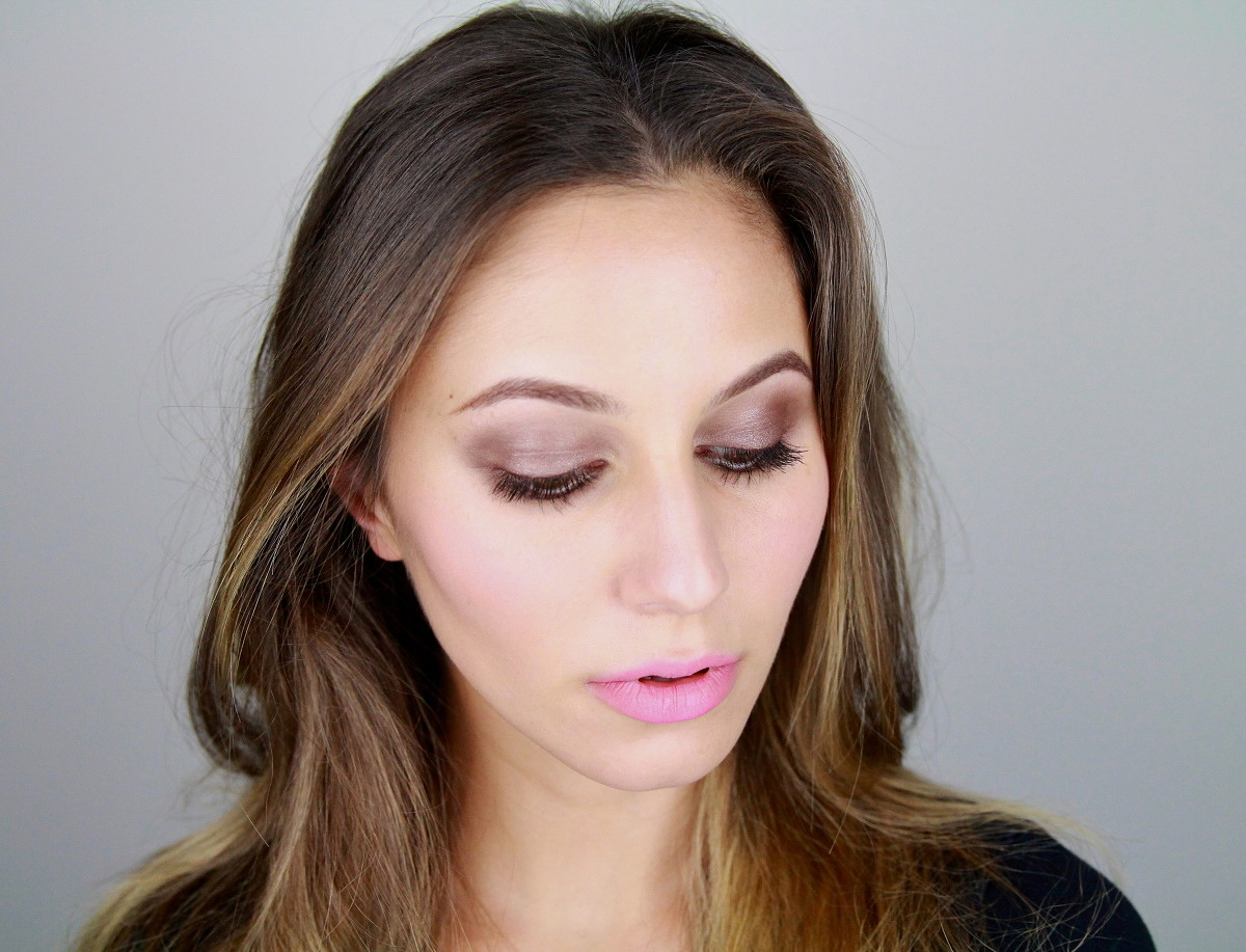 Smokey Brown Eyeshadow Tutorial with Burberry
