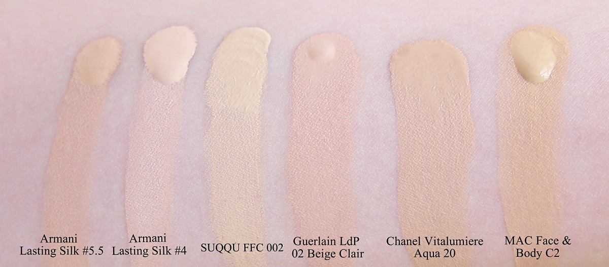 SUQQU Frame Fix Cream Foundation