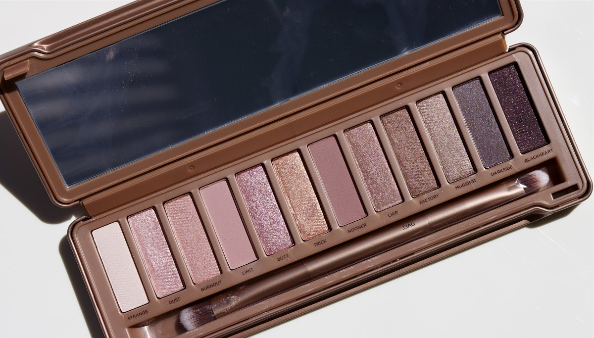 Urban Decay Naked 3 Palette Review Swatches And Looks Fotd La Tulipe Wonder Mascara 10 Ml