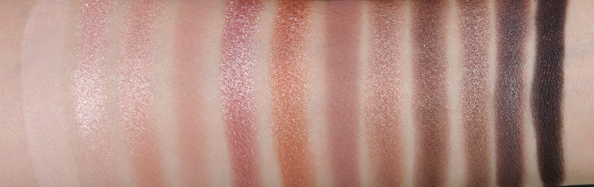 Naked3 Eyeshadow Palette by Urban Decay #21