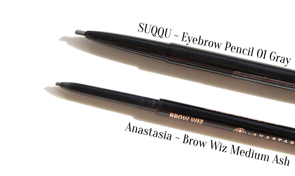 Eyebrow Product Smackdown Review Swatches Shameless Fripperies
