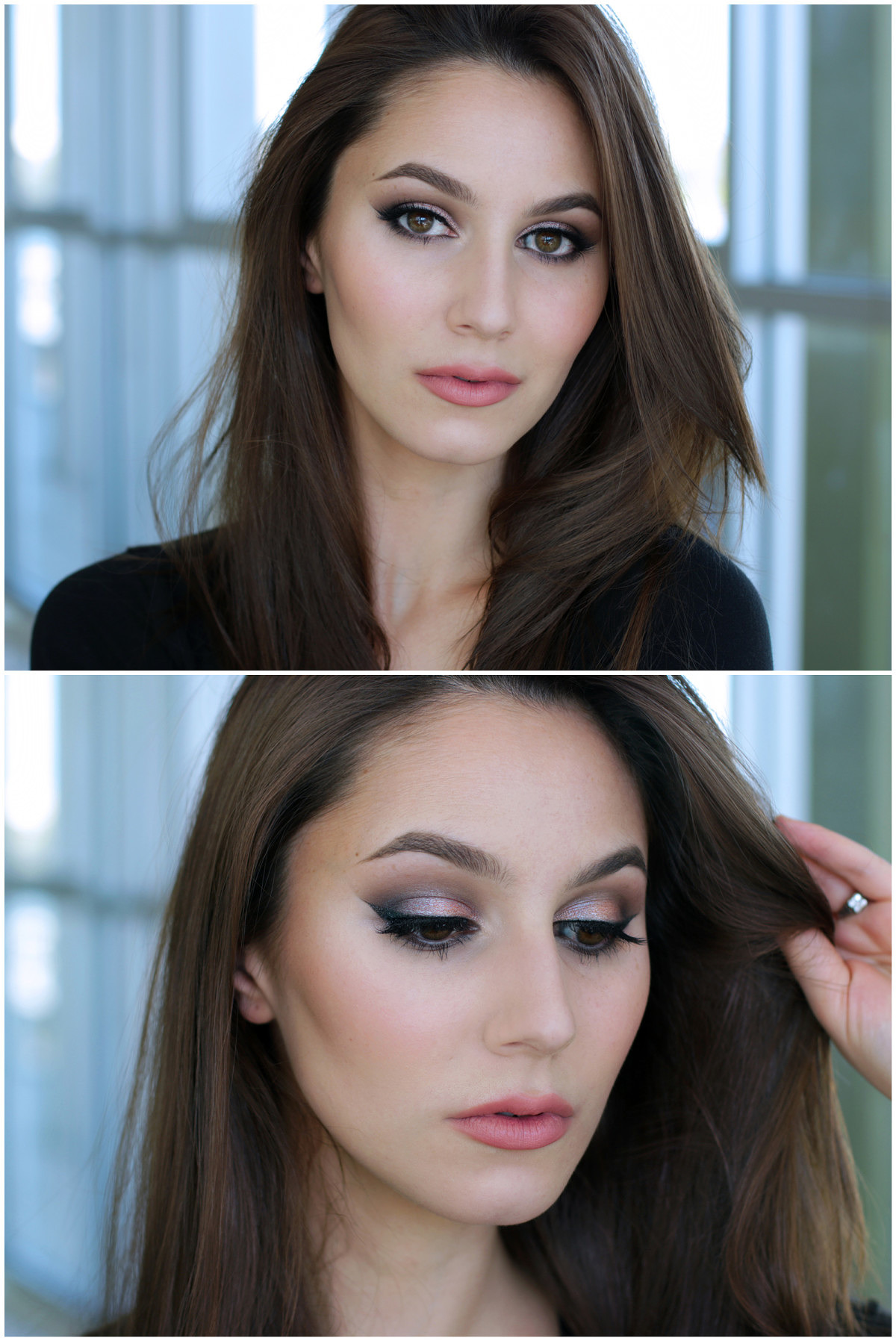 Party makeup tutorial for photography blog shameless fripperies complete list of products baditri Images