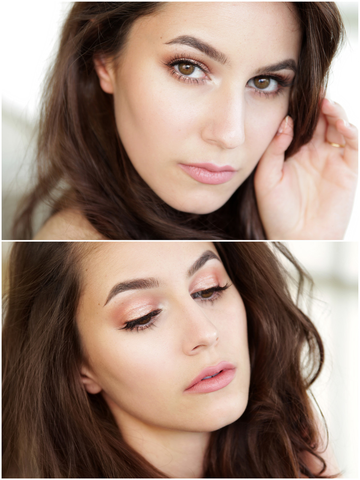 Victoria's Secret Inspired New Years Eve Makeup Tutorial