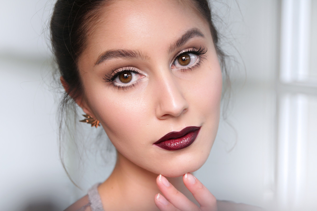 Cocktail & Wedding Guest Makeup (for hooded eyes ...