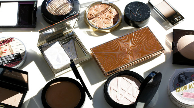 Powder Highlight SMACKDOWN & Swatches!