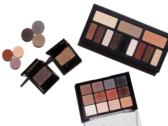 Best Matte Eyeshadows (Affordable & Luxe)