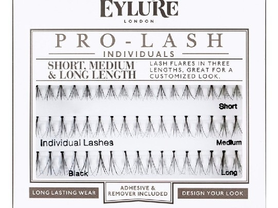 Short Individual Lashes