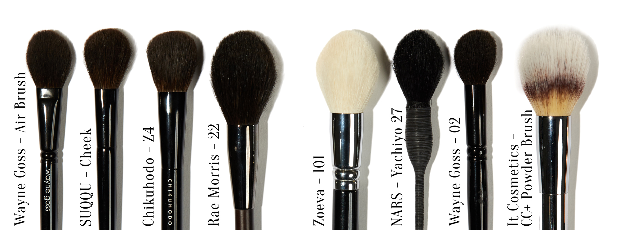 Japanese Brush Starter Kit Face Brushes Blog